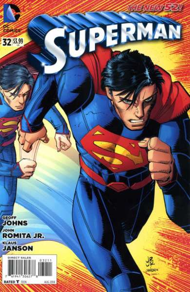 Superman #32 comic books for sale