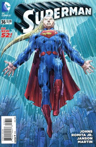 Superman #36 comic books for sale