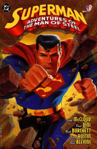 Superman: Adventures of the Man of Steel #1 comic books for sale