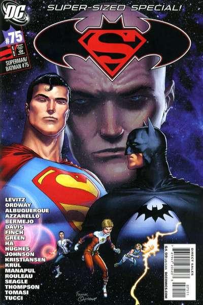 Superman Batman Comic Books