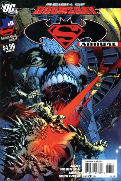 Superman/Batman #5 comic books for sale