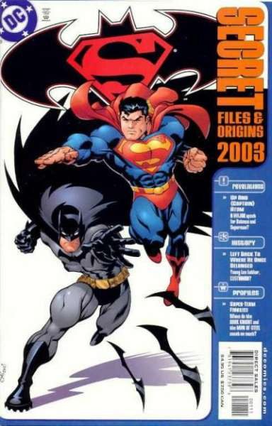 Superman/Batman #1 comic books for sale