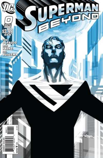 Superman Beyond #0 comic books for sale