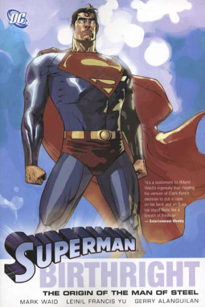 Superman: Birthright - Hardcover comic books