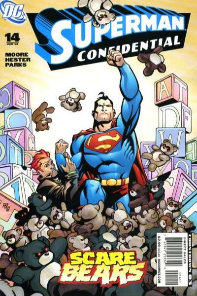 Superman Confidential #14 comic books for sale