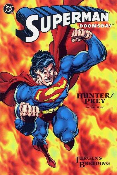 Superman/Doomsday: Hunter/Prey #1 comic books - cover scans photos Superman/Doomsday: Hunter/Prey #1 comic books - covers, picture gallery
