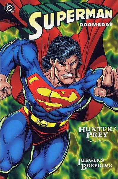 Superman/Doomsday: Hunter/Prey #2 comic books - cover scans photos Superman/Doomsday: Hunter/Prey #2 comic books - covers, picture gallery