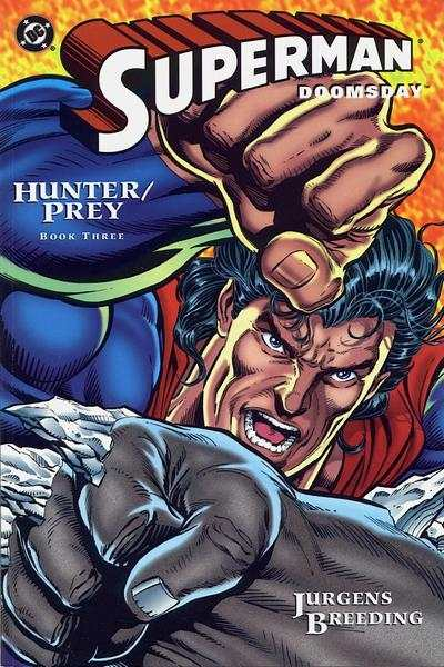 Superman/Doomsday: Hunter/Prey #3 comic books - cover scans photos Superman/Doomsday: Hunter/Prey #3 comic books - covers, picture gallery