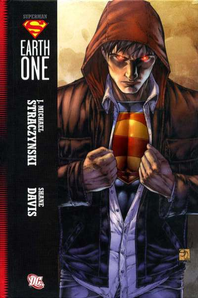 Superman: Earth One - Hardcover Comic Books. Superman: Earth One - Hardcover Comics.