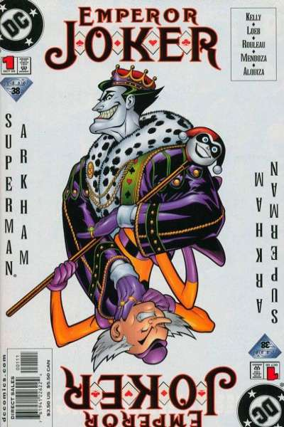 Superman: Emperor Joker comic books
