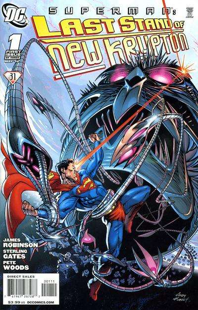 Superman: Last Stand of New Krypton Comic Books. Superman: Last Stand of New Krypton Comics.
