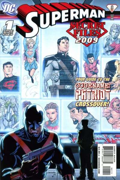 Superman: Secret Files #3 comic books - cover scans photos Superman: Secret Files #3 comic books - covers, picture gallery