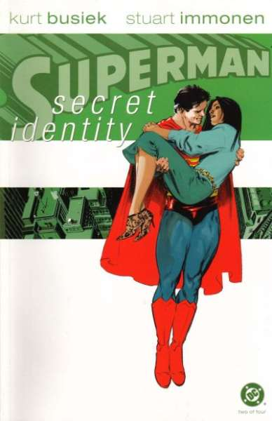 Superman: Secret Identity #2 comic books for sale