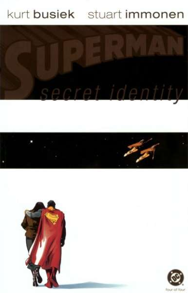 Superman: Secret Identity #4 comic books - cover scans photos Superman: Secret Identity #4 comic books - covers, picture gallery