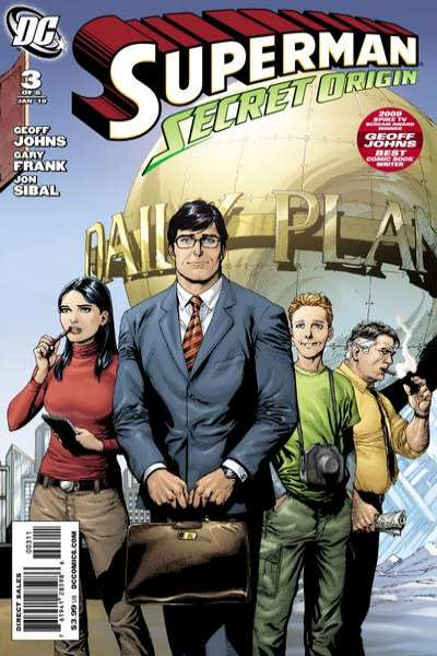 Superman: Secret Origin #3 Comic Books - Covers, Scans, Photos  in Superman: Secret Origin Comic Books - Covers, Scans, Gallery