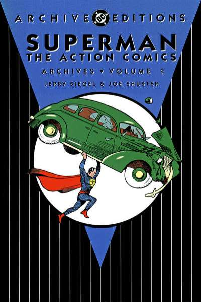 Superman: The Action Comics Archive - Hardcover Comic Books. Superman: The Action Comics Archive - Hardcover Comics.