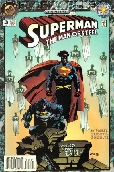 Superman: The Man of Steel #3 comic books for sale