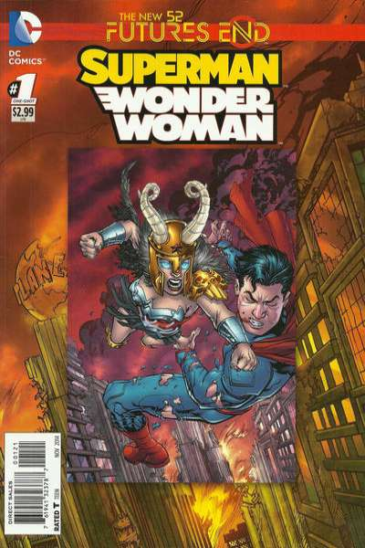 Superman/Wonder Woman: Futures End Comic Books. Superman/Wonder Woman: Futures End Comics.