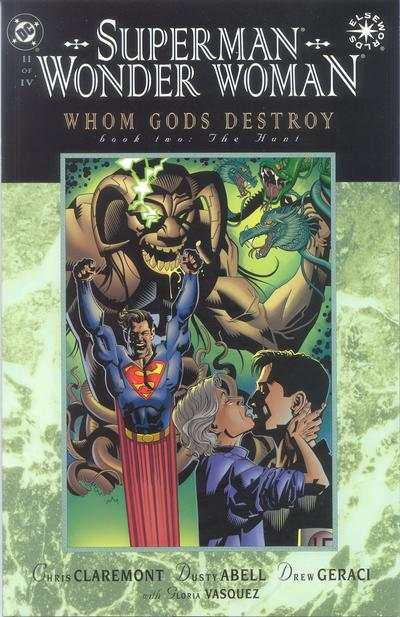 Superman/Wonder Woman: Whom Gods Destroy #2 comic books - cover scans photos Superman/Wonder Woman: Whom Gods Destroy #2 comic books - covers, picture gallery