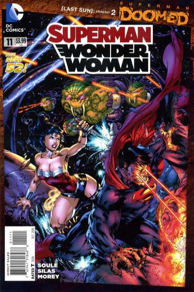 Superman/Wonder Woman #11 Comic Books - Covers, Scans, Photos  in Superman/Wonder Woman Comic Books - Covers, Scans, Gallery