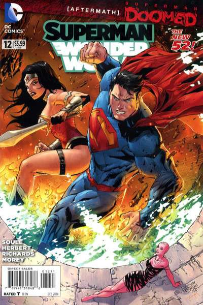 Superman/Wonder Woman #12 Comic Books - Covers, Scans, Photos  in Superman/Wonder Woman Comic Books - Covers, Scans, Gallery