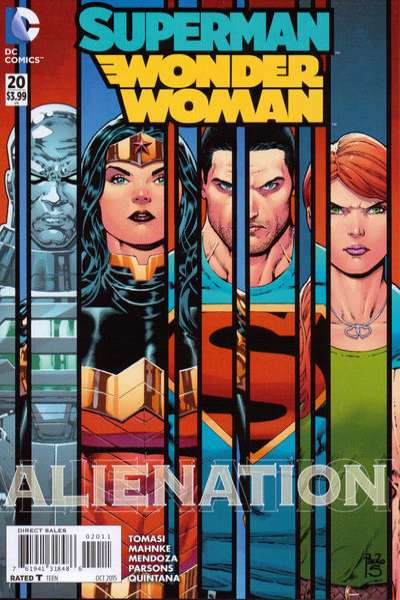Superman/Wonder Woman #20 Comic Books - Covers, Scans, Photos  in Superman/Wonder Woman Comic Books - Covers, Scans, Gallery