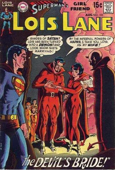 Superman's Girl Friend Lois Lane #103 comic books for sale
