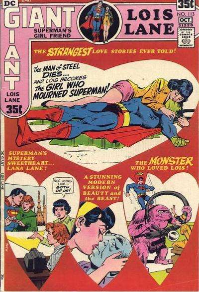 Superman's Girl Friend Lois Lane #113 Comic Books - Covers, Scans, Photos  in Superman's Girl Friend Lois Lane Comic Books - Covers, Scans, Gallery