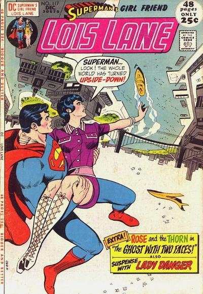 Superman's Girl Friend Lois Lane #117 comic books for sale