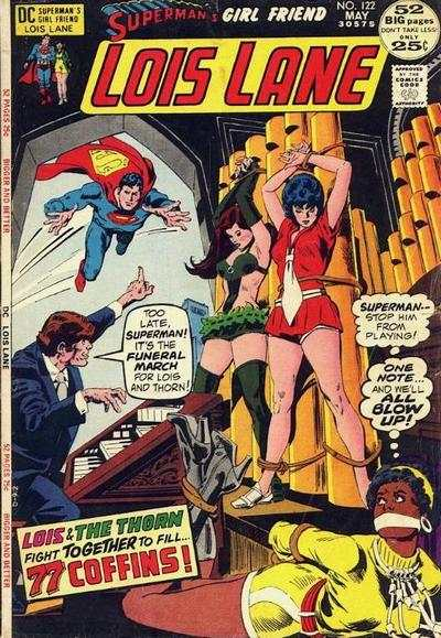 Superman's Girl Friend Lois Lane #122 Comic Books - Covers, Scans, Photos  in Superman's Girl Friend Lois Lane Comic Books - Covers, Scans, Gallery