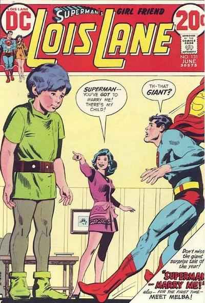 Superman's Girl Friend Lois Lane #131 Comic Books - Covers, Scans, Photos  in Superman's Girl Friend Lois Lane Comic Books - Covers, Scans, Gallery