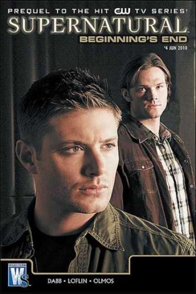 Supernatural: Beginning's End #4 comic books for sale