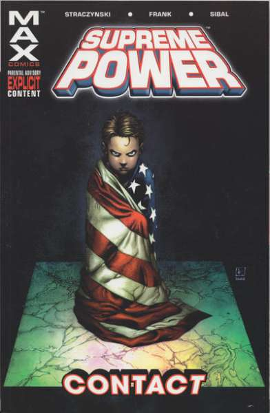 Supreme Power #1 comic books - cover scans photos Supreme Power #1 comic books - covers, picture gallery