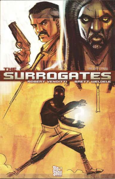 Surrogates #1 comic books - cover scans photos Surrogates #1 comic books - covers, picture gallery