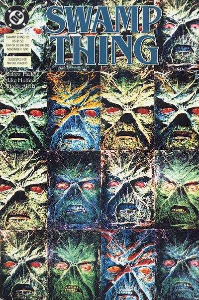 Swamp Thing #101 comic books for sale