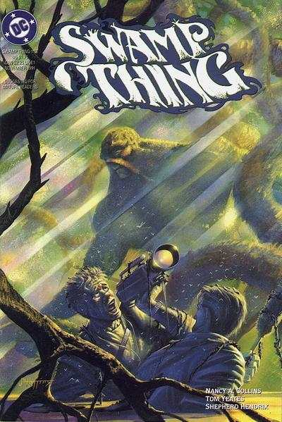 Swamp Thing #113 comic books for sale