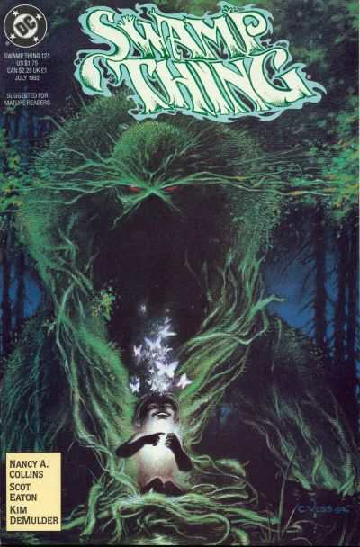 Swamp Thing #121 comic books for sale