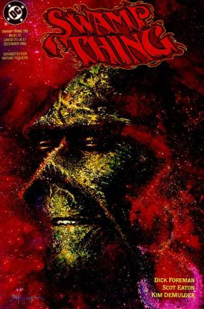 Swamp Thing #126 comic books for sale