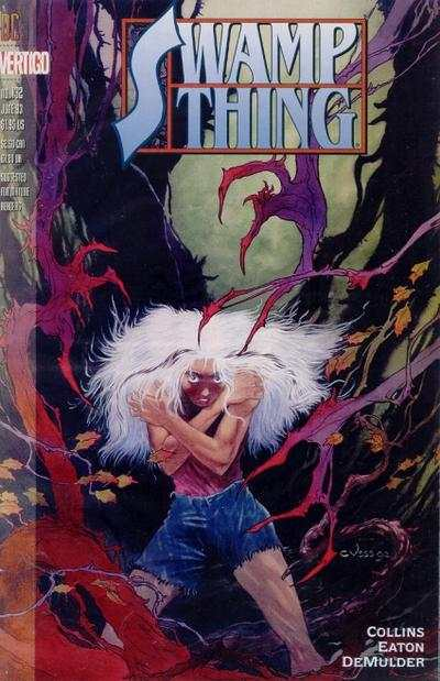 Swamp Thing #132 comic books for sale