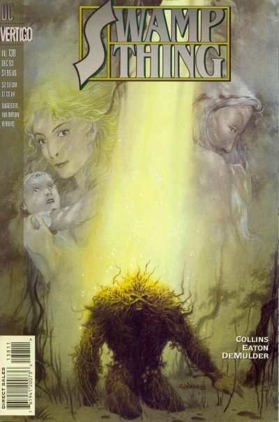 Swamp Thing #138 comic books for sale