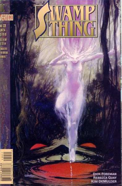 Swamp Thing #139 comic books for sale
