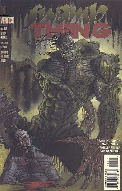 Swamp Thing #141 comic books for sale