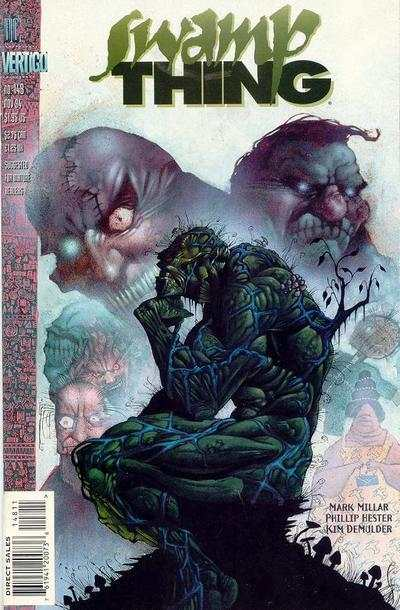 Swamp Thing #148 comic books for sale