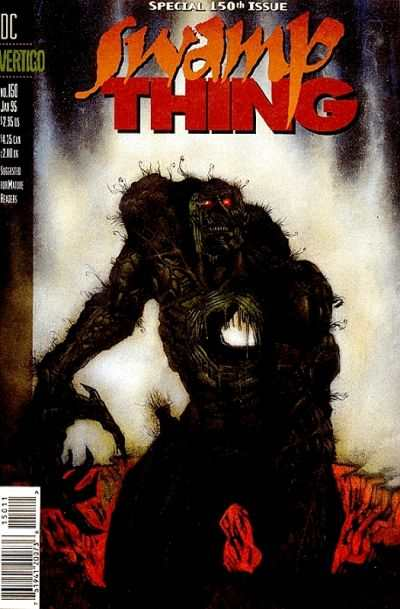 Swamp Thing #150 comic books for sale