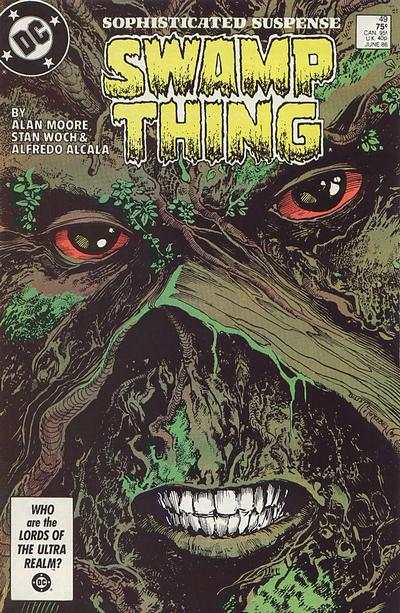 Swamp Thing #49 Comic Books - Covers, Scans, Photos  in Swamp Thing Comic Books - Covers, Scans, Gallery