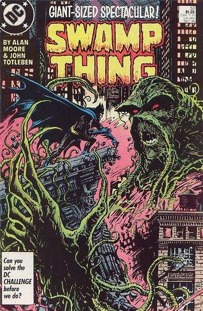 Swamp Thing #53 Comic Books - Covers, Scans, Photos  in Swamp Thing Comic Books - Covers, Scans, Gallery