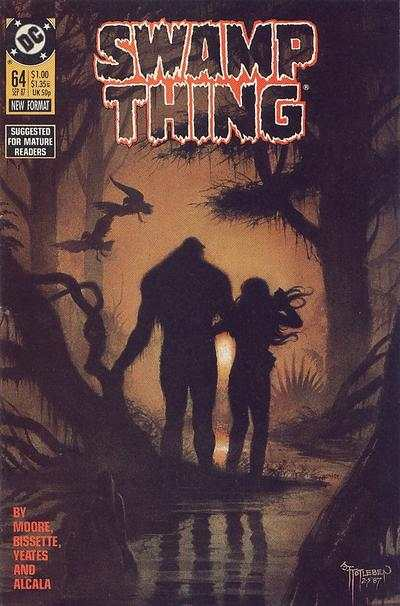 Swamp Thing #64 comic books for sale