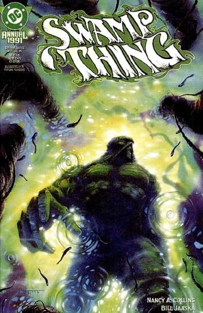 Swamp Thing #6 comic books for sale