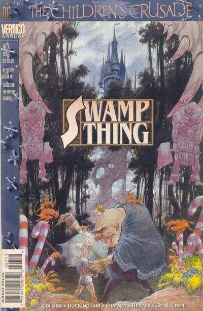 Swamp Thing #7 comic books for sale