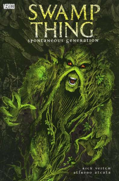 Swamp Thing #1 cheap bargain discounted comic books Swamp Thing #1 comic books